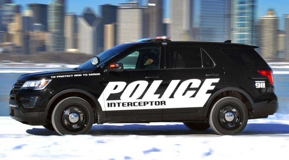 Ford Police Interceptor 2