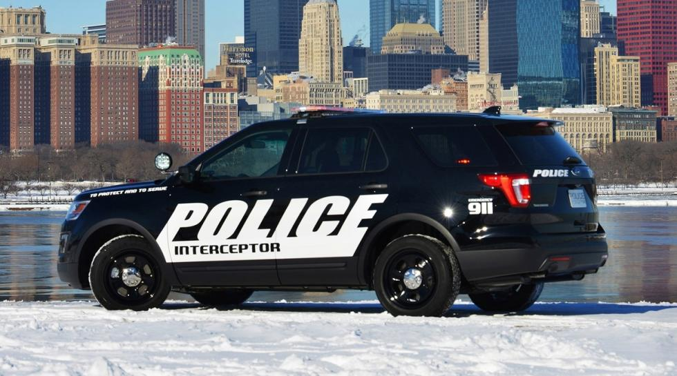 Ford Police Interceptor 3