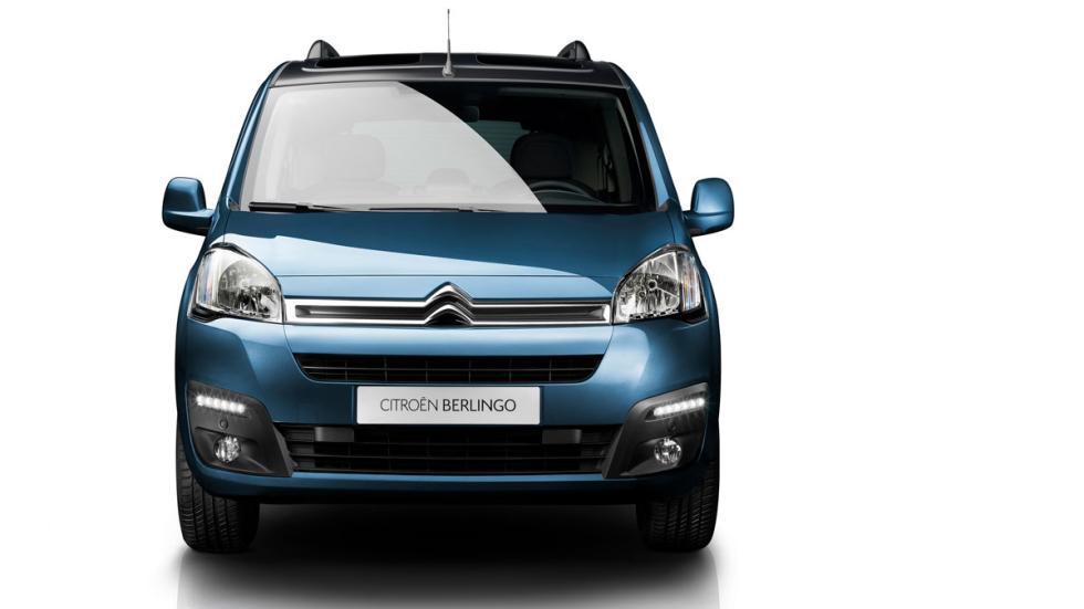 Citroën Berlingo 2015 frontal