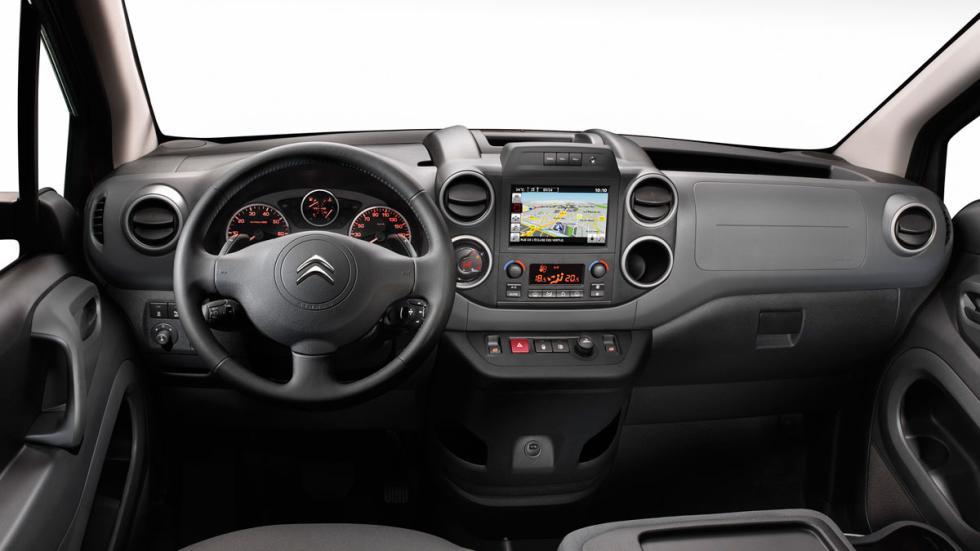 Citroën Berlingo 2015 interior