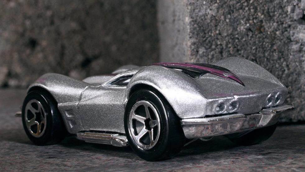 Chevrolet Corvette Stingray (Drop Top)