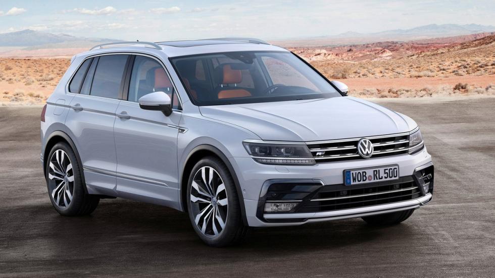 Volkswagen Tiguan 2016 R-Line