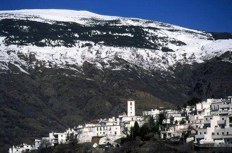 Ruta de Las Alpujarras.