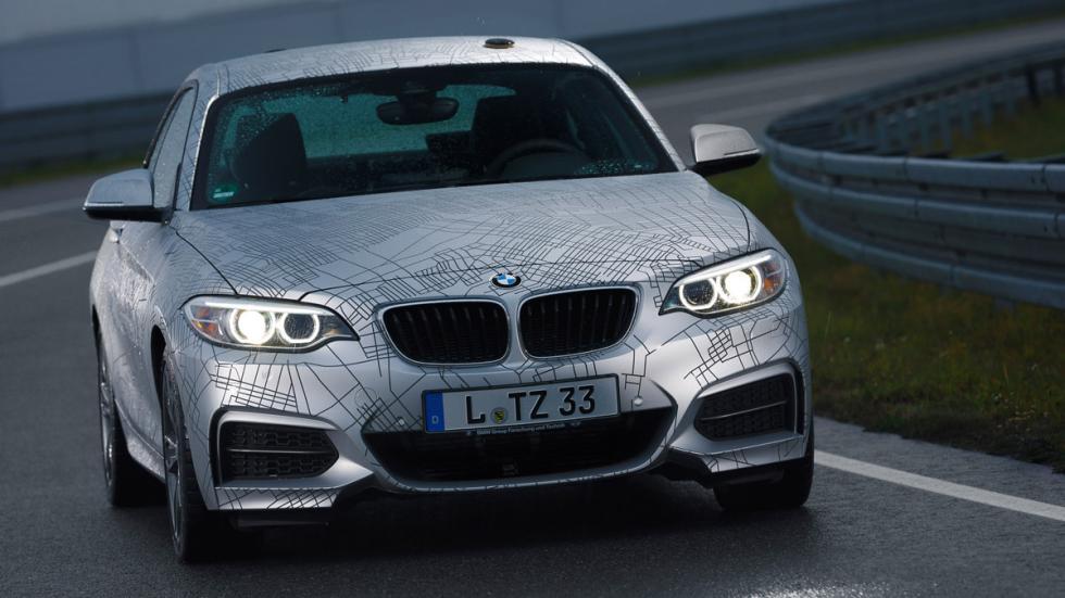 BMW coche autónomo