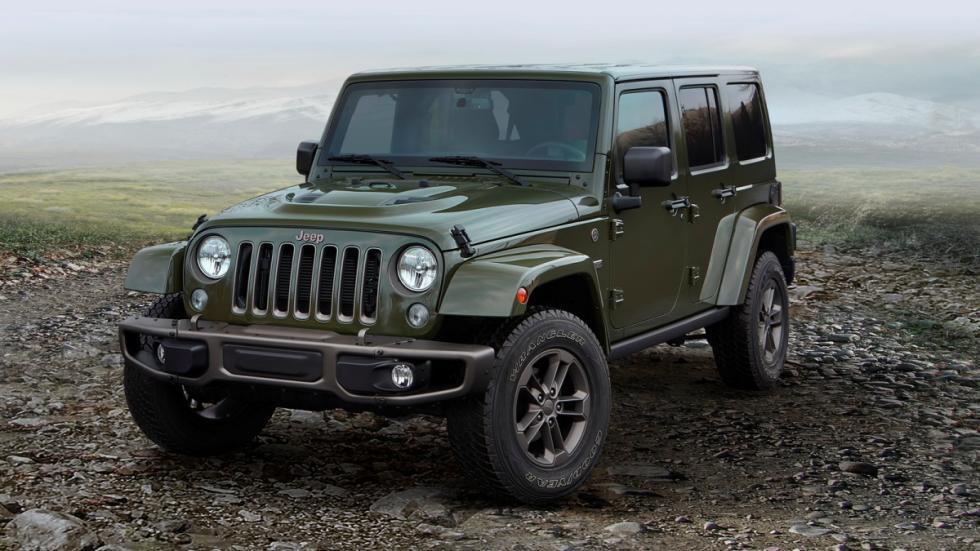 Jeep Wrangler 75º Aniversario