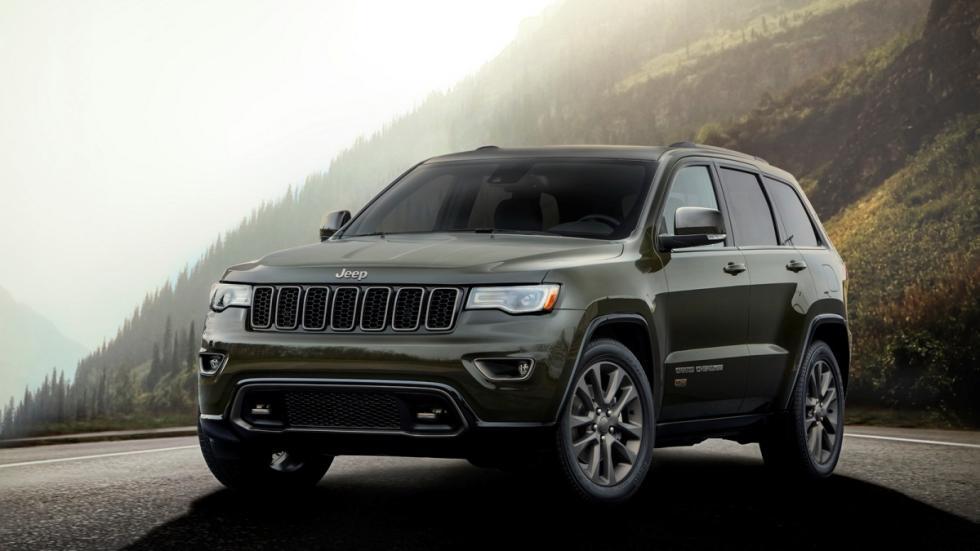 Jeep Grand Cherokee  75º Aniversario