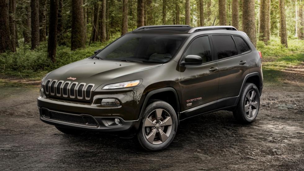 Jeep Cherokee 75º Aniversario