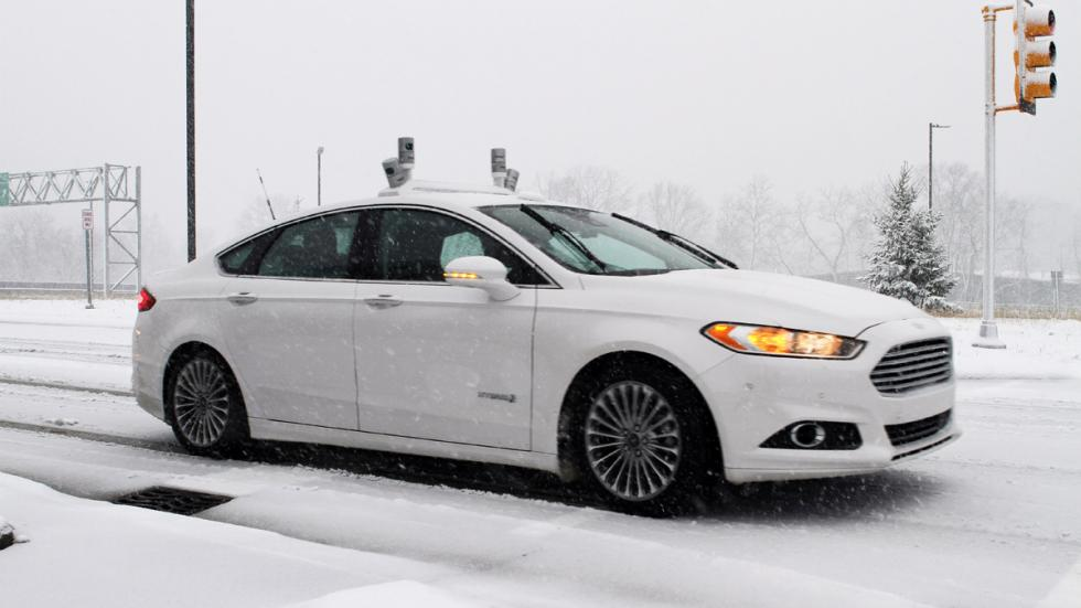 ford desarrollo coches autonomos mcity