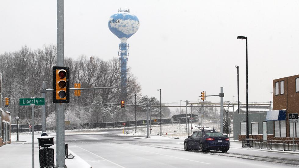 ford pruebas coches autonomos nieve