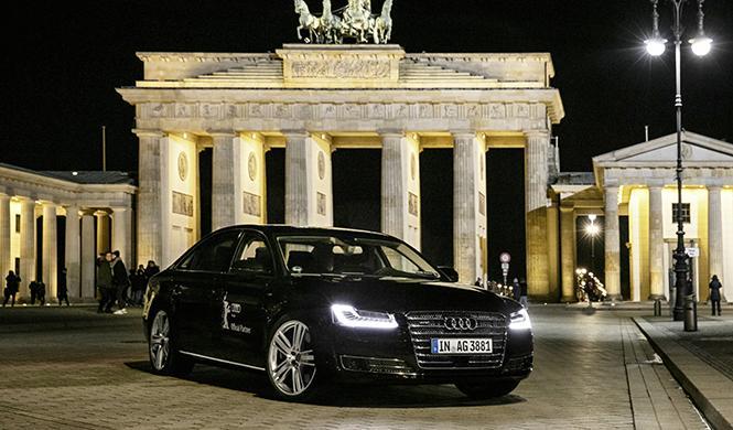 Audi autónomo Festival de Cine Berlinale 4