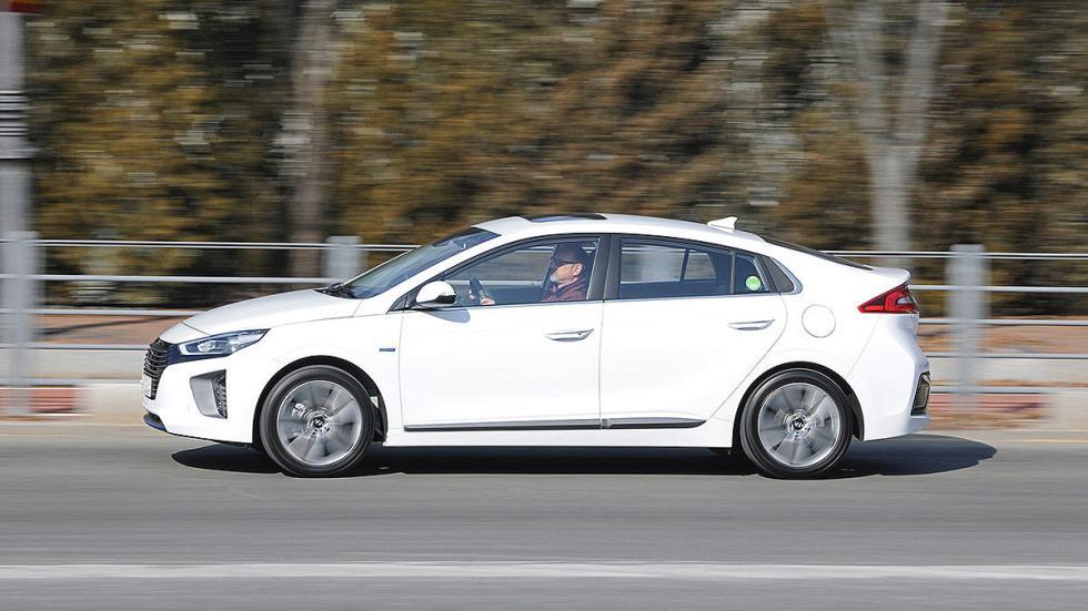 Prueba: Hyundai Ioniq. El rival directo del Prius