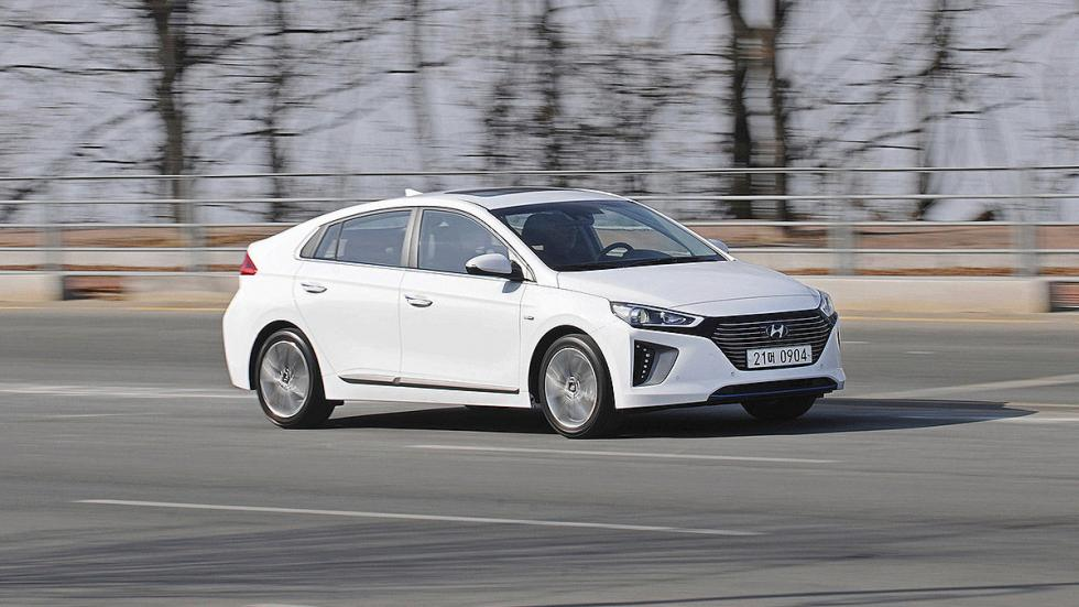 Hyundai Ioniq dinámica