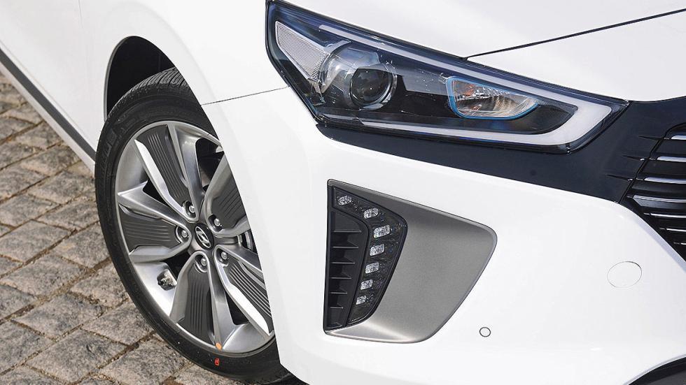 Hyundai Ioniq llanta
