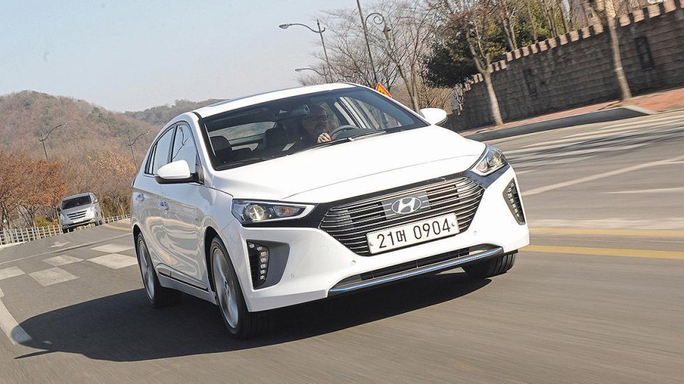 Hyundai Ioniq morro