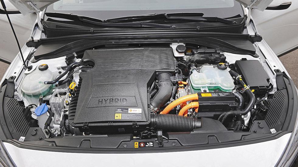 Hyundai Ioniq morro motor