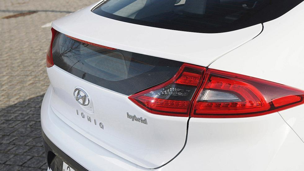 Hyundai Ioniq pilotos