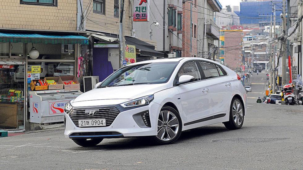 Hyundai Ioniq urbano