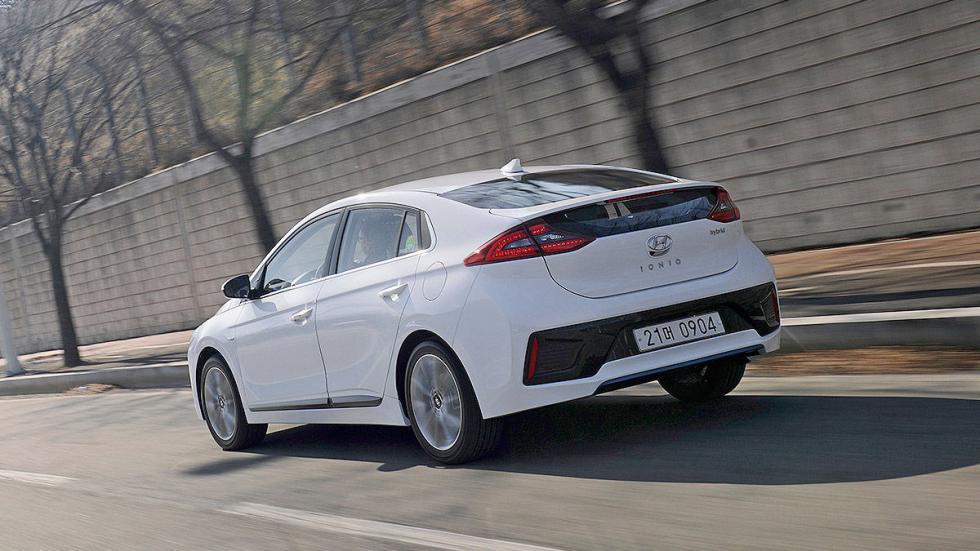 Hyundai Ioniq urbano zaga