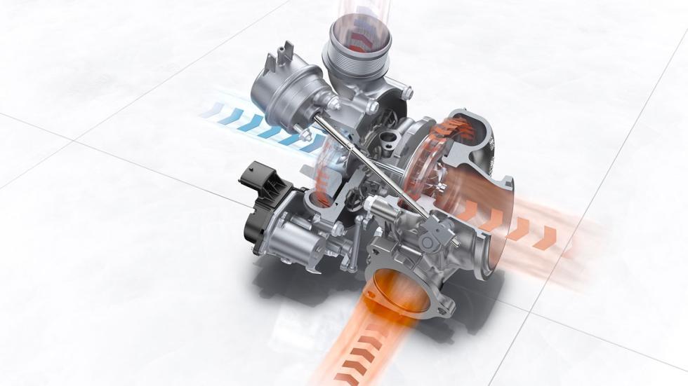 sistema interno motor bóxer Porsche 718 Boxster