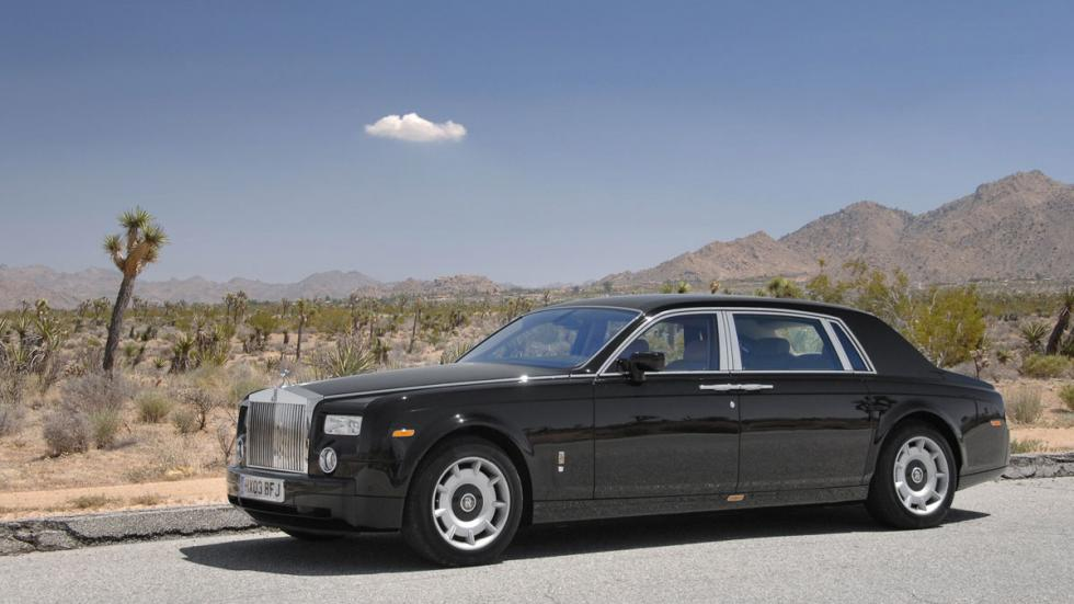 Coches Donald Trump rolls-royce phantom