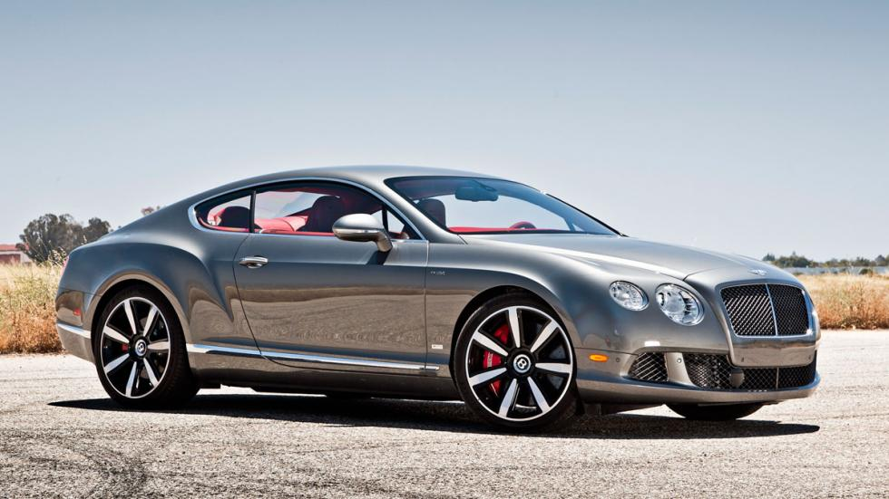 Coches Donald Trump bentley continental gt