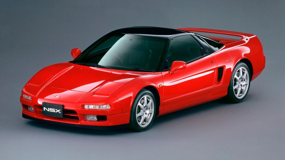 Coches Donald Trump honda nsx
