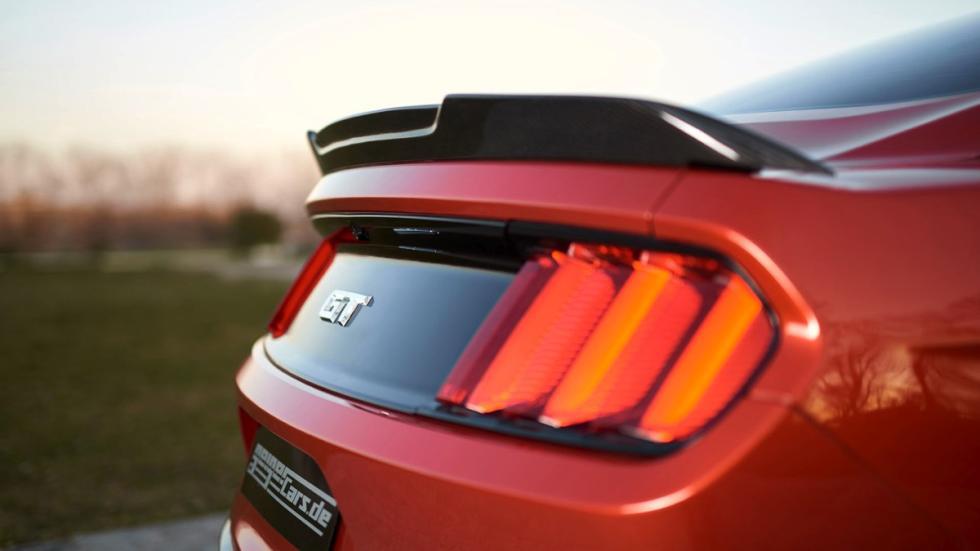 Ford Mustang Geiger GT 820 faros traseros
