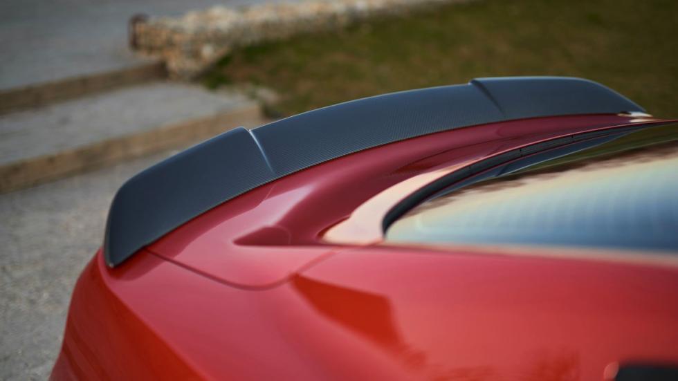 Ford Mustang Geiger GT 820 spoiler