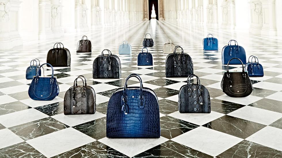 peculiares bolsos coleccion bugatti