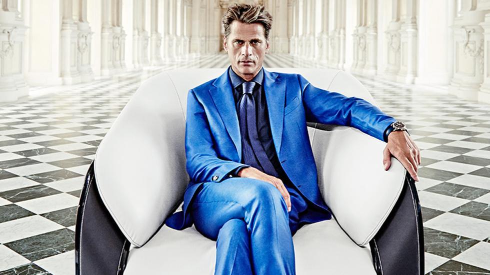 azul chiron inspira prendas