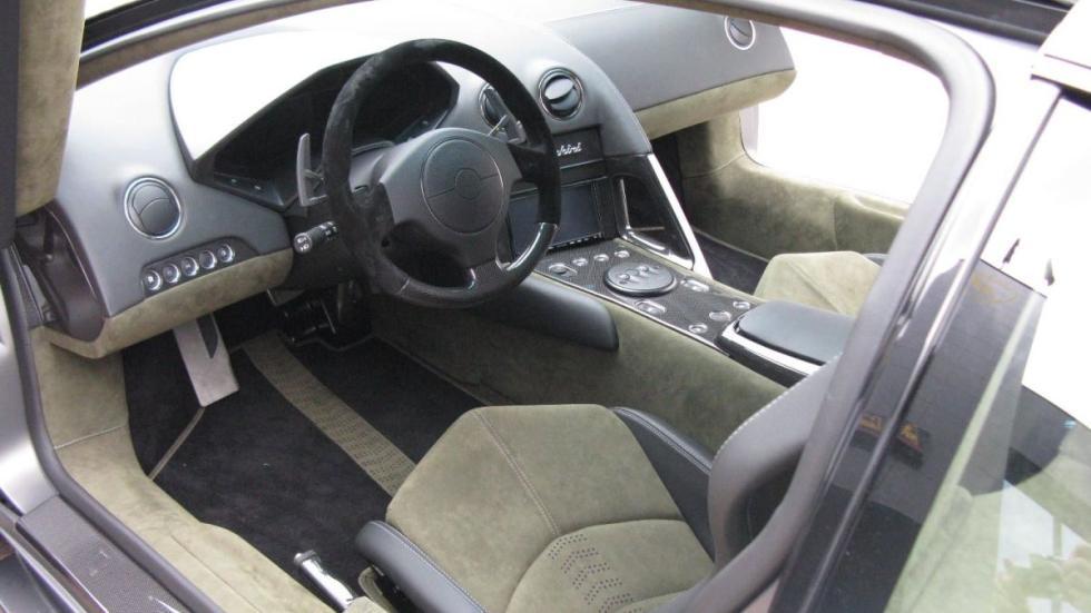 Sale a la venta un lamborghini revent n for Lamborghini reventon interior