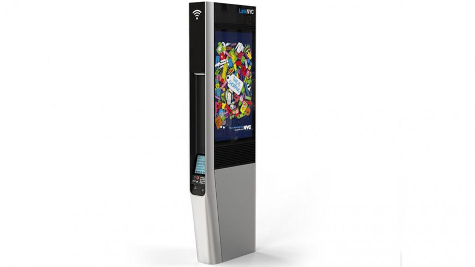 link NYC solucion brecha digital