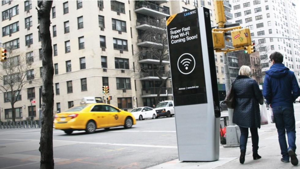 puntos link nyc ciudad