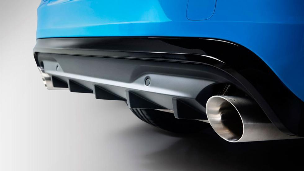 Volvo S60 V60 Polestar escape