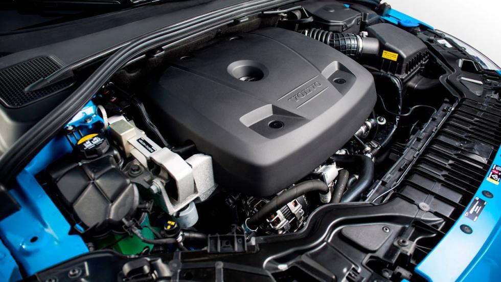 Volvo S60 V60 Polestar motor