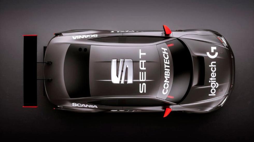 Seat Leon STCC Coupe cenital