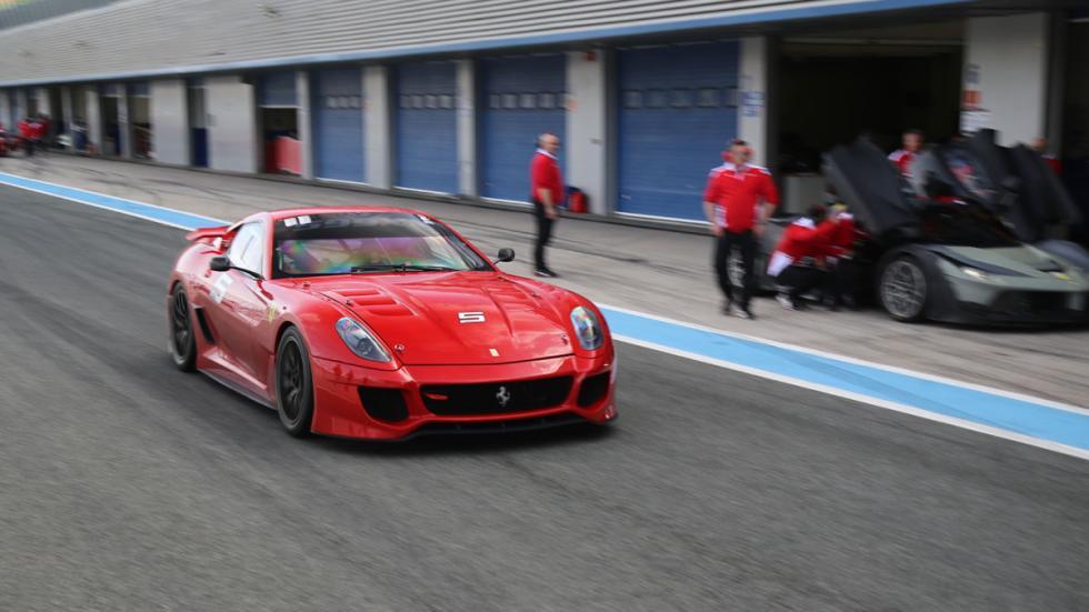 Ferrari Corse Clienti Jerez 2016 599xx