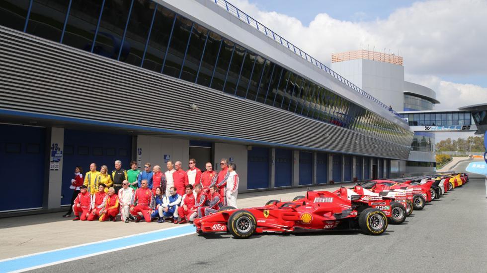 Ferrari Corse Clienti Jerez 2016 ricos