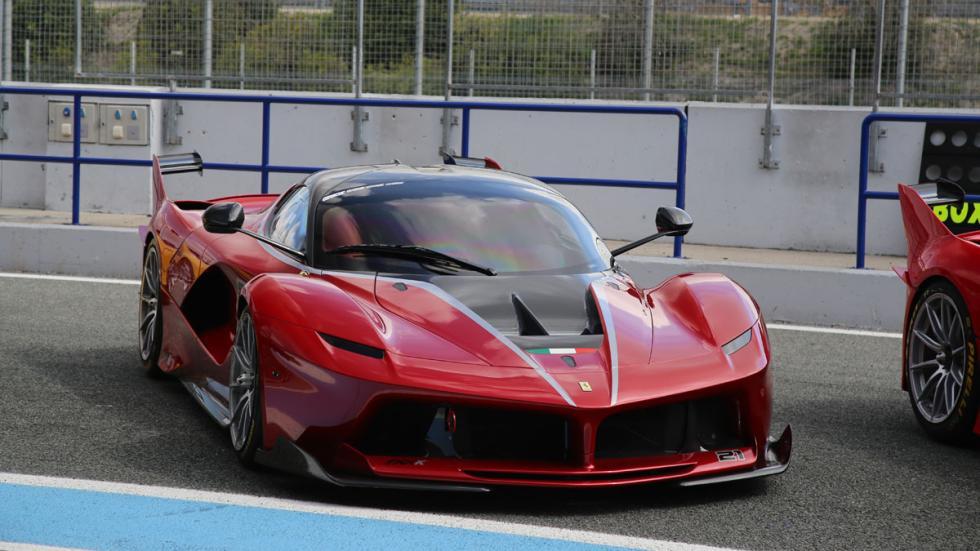 Ferrari Corse Clienti Jerez 2016 fxx-k