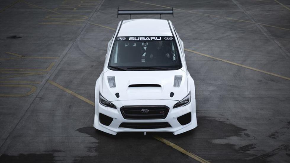 Subaru WRX STI Prodrive Isla de Man