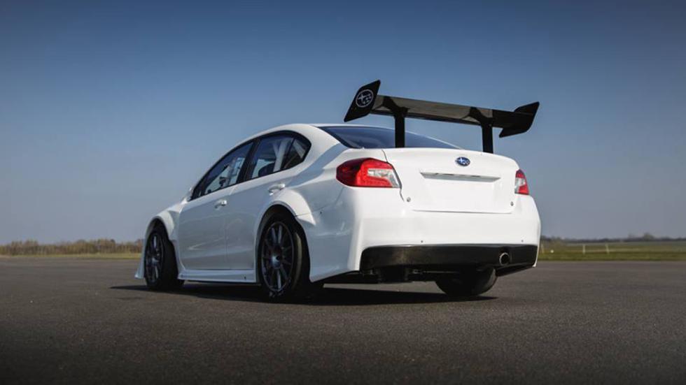Subaru WRX STI Prodrive Isla de Man zaga