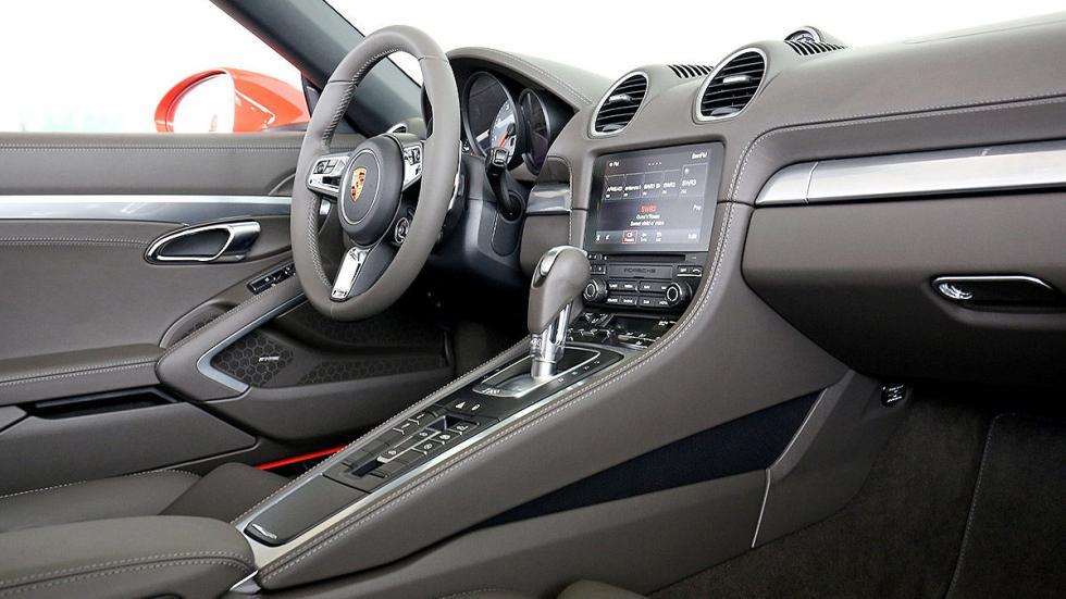 Prueba: Porsche 718 Boxster volante