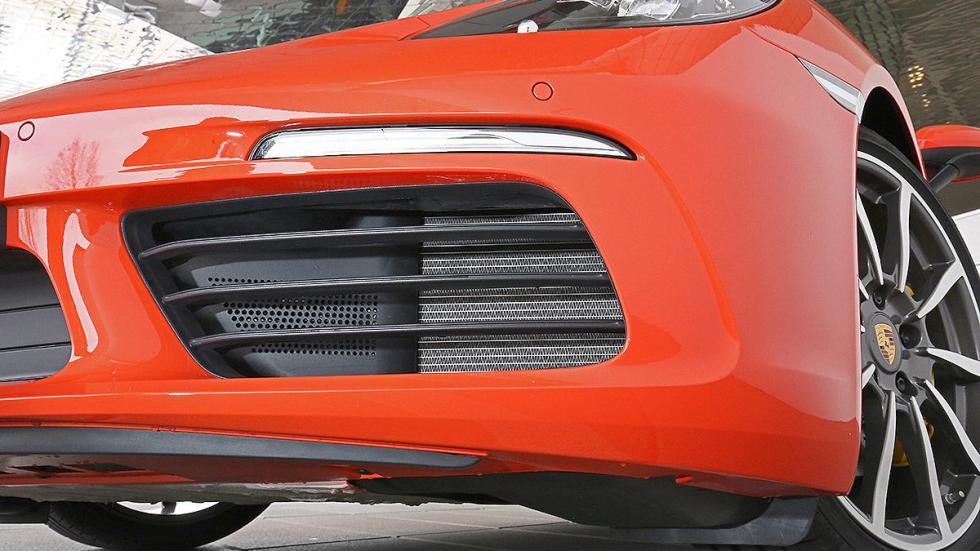 Prueba: Porsche 718 Boxster faldón