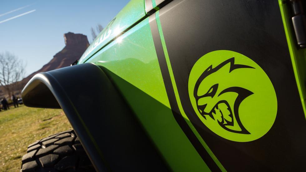 Jeep Trailcat logo