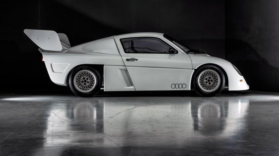 Audi Grupo S, en la Techno Classica