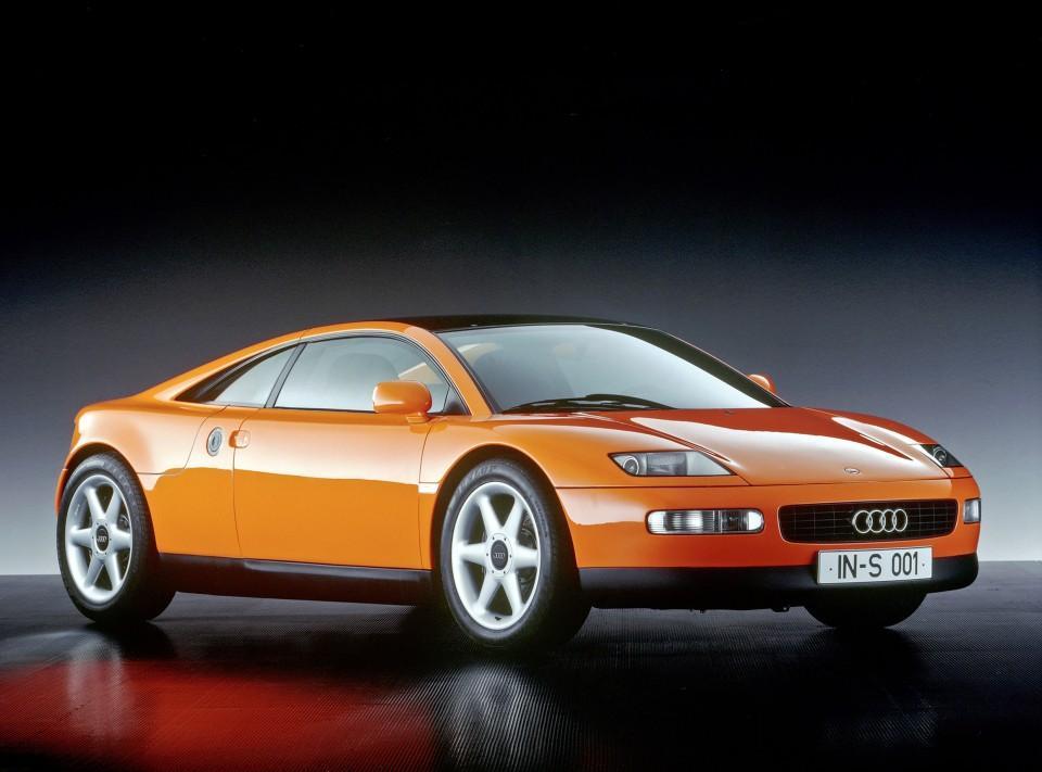 Audi quattro Spyder, en la Techno Classica