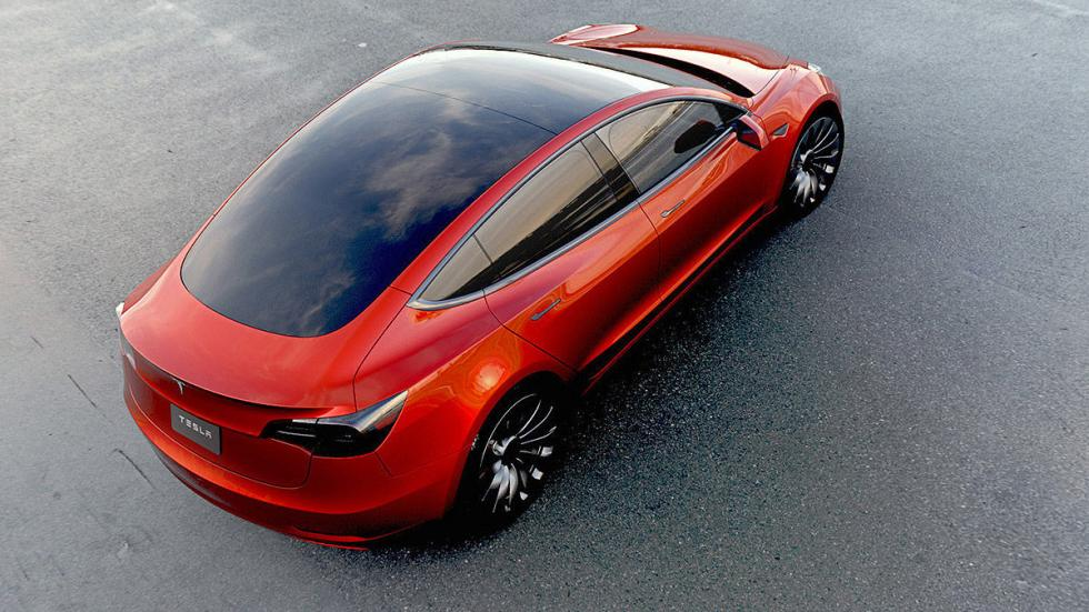Tesla Model 3 colores zaga