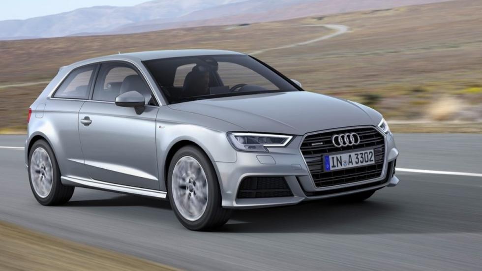 Audi A3 2016 dinamica