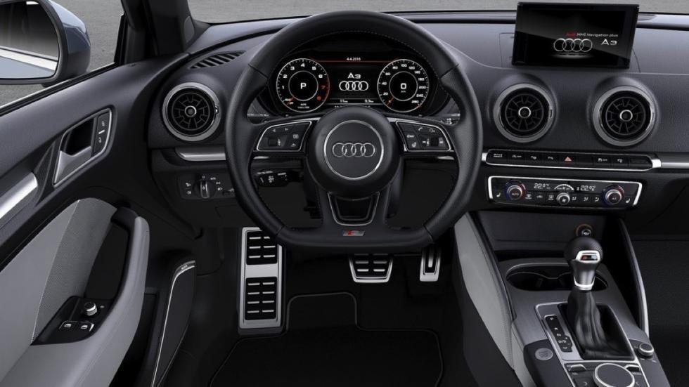 Audi A3 2016 salpicadero