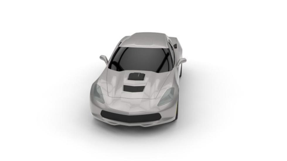 Chevrolet Corvette Z06 AeroWagen